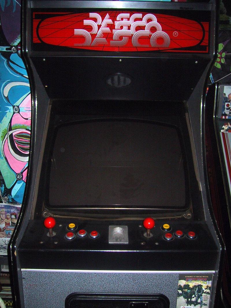 borne arcade dasco